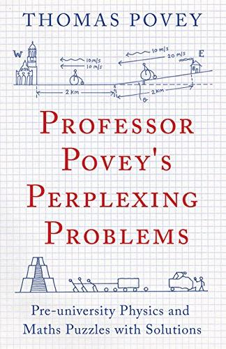 Professor Poveys Perplexing Problems