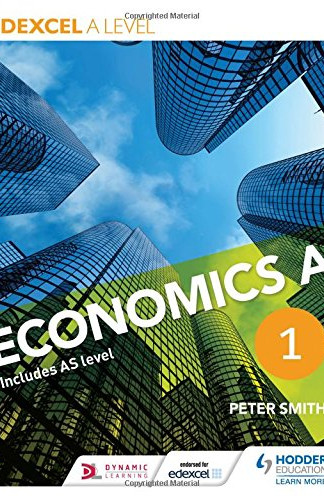 Edexcel A Level Econmics A Book 1